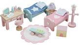 "Le Toy Van Daisy Lane"" Children's Bedroom Dollhouse Furniture"