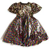 Dolce & Gabbana Toddler's, Little Girl's & Girl's Paillettes Dress