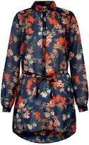 Yumi Orange Blossom Tunic