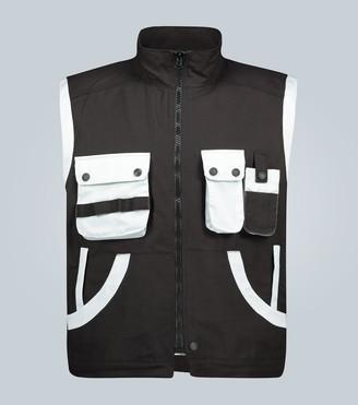 GR10K Klopman Battle vest