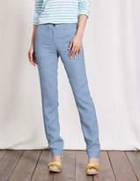 Boden Coralie Linen Trousers
