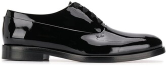 Valentino Garavani lace-up oxford shoes