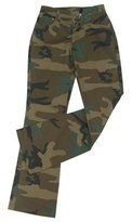 Rothco Women's Camo Stretch Flare Pants, 5-6