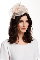 San Diego Hat Company Blush Sinemay Fascinator