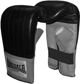 Lonsdale London Leather Pro Bag Mitt