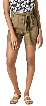 Joie Daynna Belted Shorts