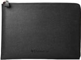 HP Spectre Leather Zip Laptop Sleeve, 13.3, Black