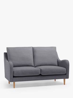 John Lewis & Partners Harp High Back Medium 2 Seater Sofa