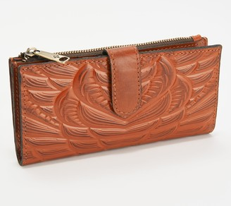 Patricia Nash Nazari Leather Fold Wallet