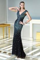 Alyce Paris Claudine - 2315 Dress in Black