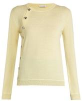 Altuzarra Minamoto asymmetric wool sweater