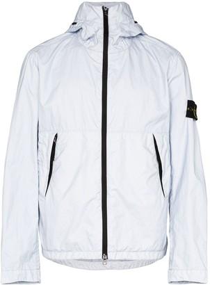 Stone Island Lightweight Hooded Jacket