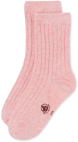 Petit Bateau Kids plain socks