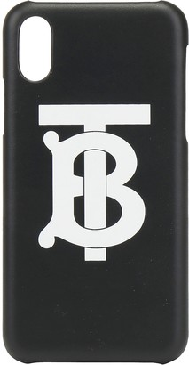 Burberry Logo iPhone X/XS Cover