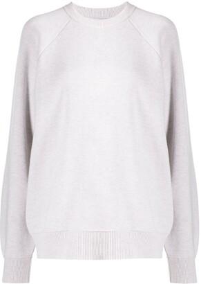 Barrie Long Sleeve Oversized Sweatshirt