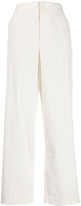 ASAI Corduroy Wide-Leg Trousers