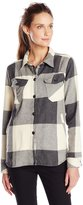 Woolrich Women's Oxbow Bend Chunky Flannel Shirt Jacket