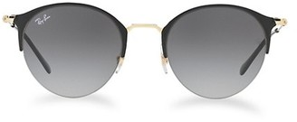 Ray-Ban RB3578 51MM Gradient Round Sunglasses
