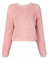 See by Chloé back zipped jumper
