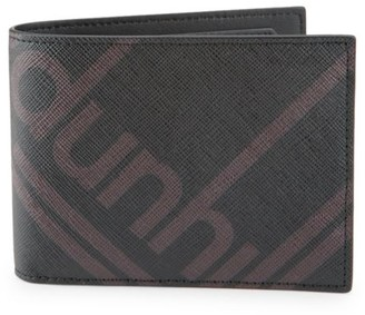 Dunhill Luggage Canvas Billfold Wallet