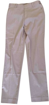 Uniqlo Pink Trousers for Women
