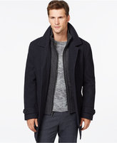 MICHAEL Michael Kors Men's Big & Tall Wool-Blend Car Coat