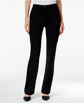 Style&Co. Style & Co. Pull-On Bootcut Pants, Only at Macy's