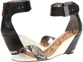 Sam Edelman Sophie (Saddle/Black) - Footwear