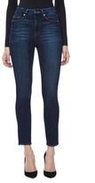 Good American Good Legs High Waist Ankle Skinny Jeans