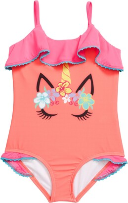 Heart And Harmony Magic Unicorn One-Piece Swimsuit
