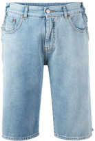 MM6 MAISON MARGIELA denim shorts - women - Cotton - 36