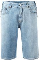 MM6 MAISON MARGIELA denim shorts - women - Cotton - 42