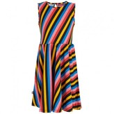 Oh Baby London Diagonal Stripe Dress