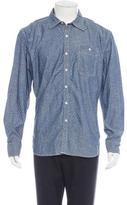 Robert Graham Chambray Woven Shirt