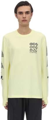 Nike Acg Acg L/s Waffle Top