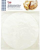 Tala 23cm Greaseproof Circles