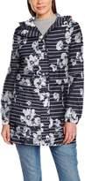 Joules Women's Go Lightly Parka Long Sleeve Coat