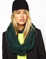 Pieces Stacia Snood Scarf
