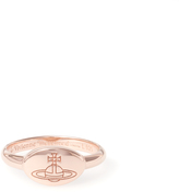 Vivienne Westwood Tilly Ring Rose Gold Size XS