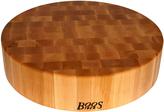 Houseology Boos Blocks Round End Grain Chopping Blocks - Maple