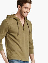 Lucky Brand Double Knit Hoodley