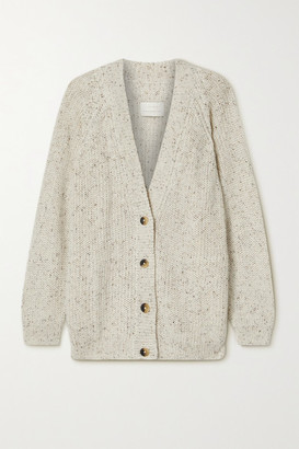 LAUREN MANOOGIAN Shaker Knitted Cardigan - Beige