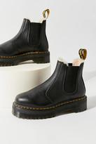Dr. Martens 2976 Quad Faux Fur-Lined Chelsea Boot