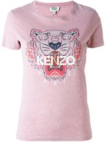 Kenzo 'Tiger' T-shirt - women - Cotton - XS