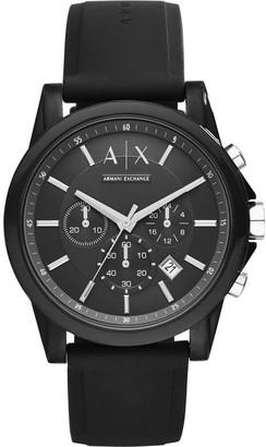 Armani Exchange AX1326 Outerbanks Black Watch
