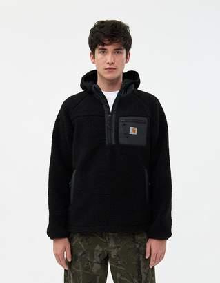 Carhartt Wip Prentis Fleece Pullover in Black