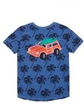 Hatley Toddler's, Little Boy's & Boy's Palm Tree Beach Tee
