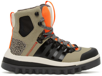adidas by Stella McCartney Beige Eulampis Ankle Boots
