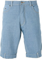 Andrea Crews denim shorts - men - Cotton - M