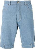 Andrea Crews denim shorts